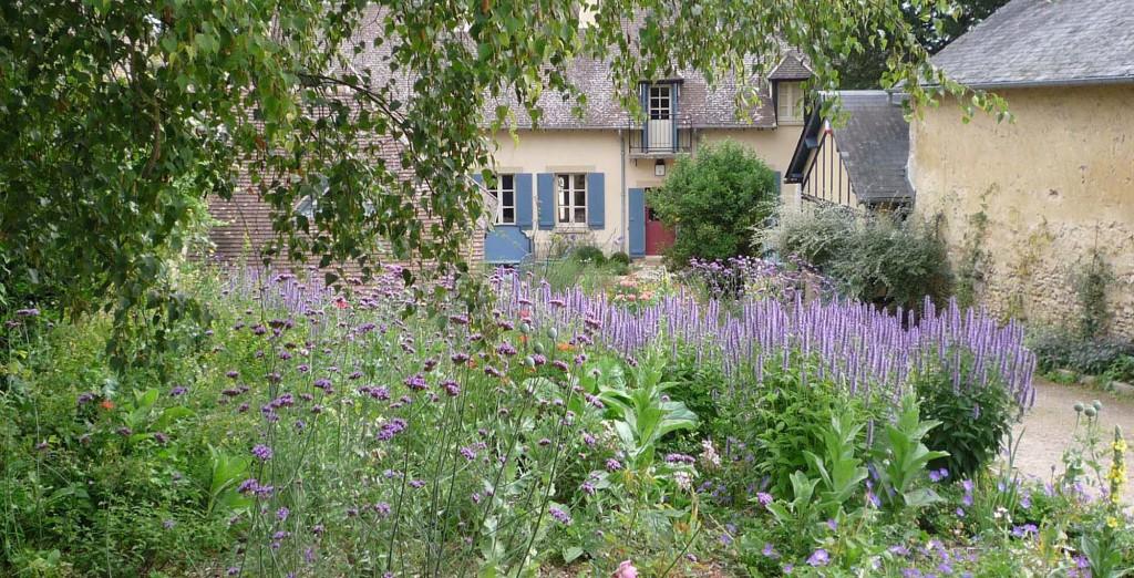 Jardin normand Entre Ciel et Vert