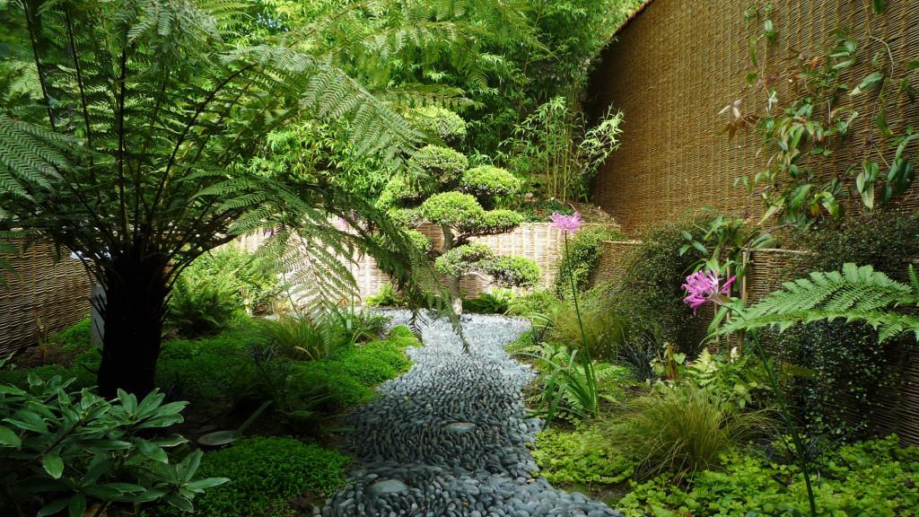 Jardin oriental