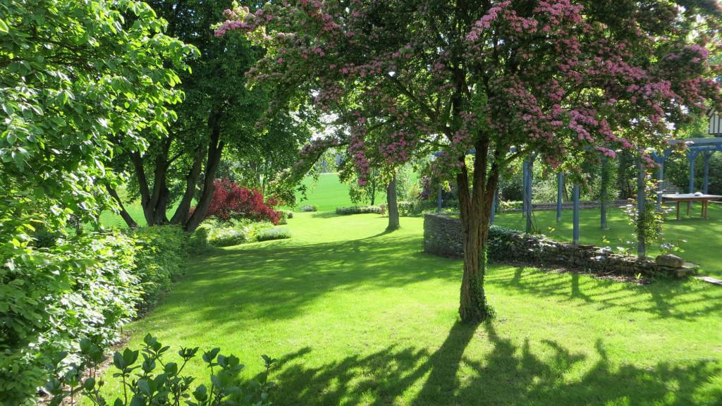 De couleurs et de normandie entre ciel et vert for Le jardin normand